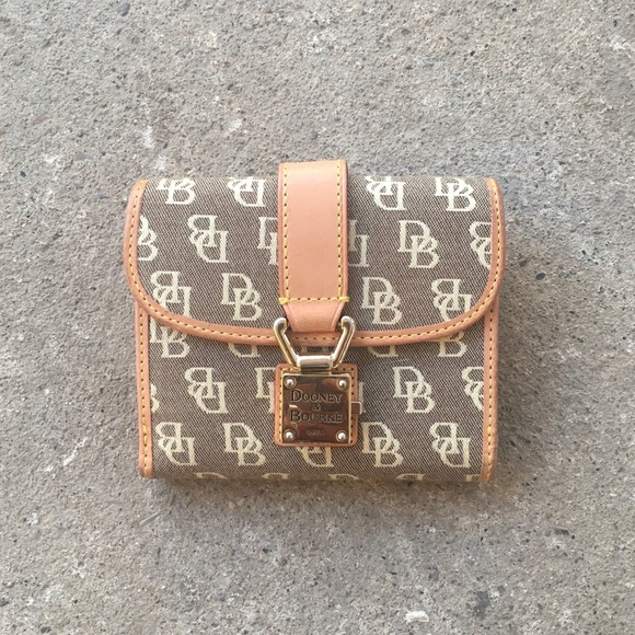Dooney & Bourke Handbags - Dooney & Bourke | Signature Anniversary Wallet